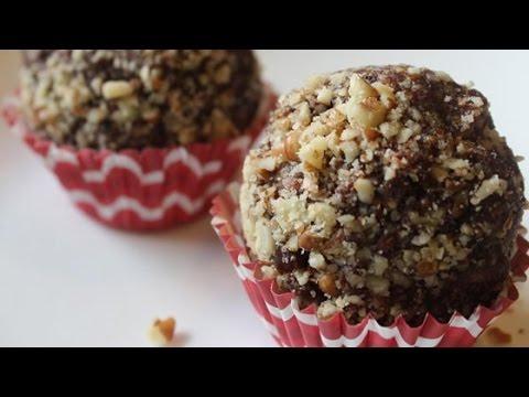 Easy raw food snacks cinnamon bun balls recipe recipes videos forumfinder Image collections