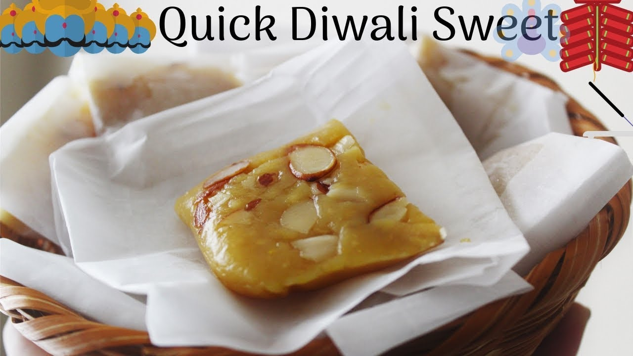Easy Soft 7 Cups Cake Recipe Quick Indian Sweet Recipe In