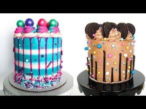 12+ My Favorite Birthday Cake Recipe – Colorful Chocolate Cake
